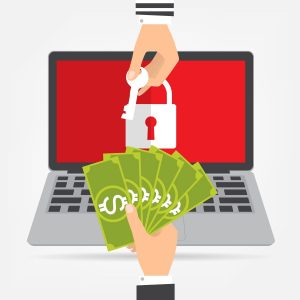 ransomware, the new theft